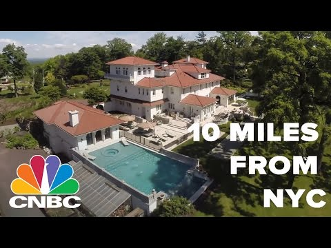 Private Palace | Expensive Homes | CNBC
