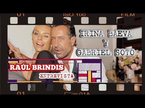 #Entrevista con Irina Baeva y Gabriel Soto