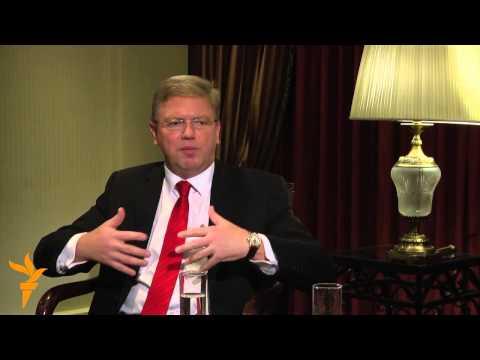 Exclusive interview with EU Enlargement Commissioner Stefan Fuele