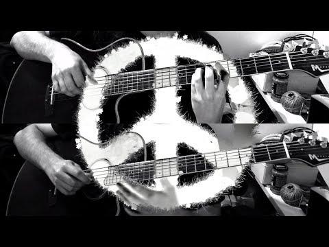 Paul Kelly - Peace - Guitar Cover