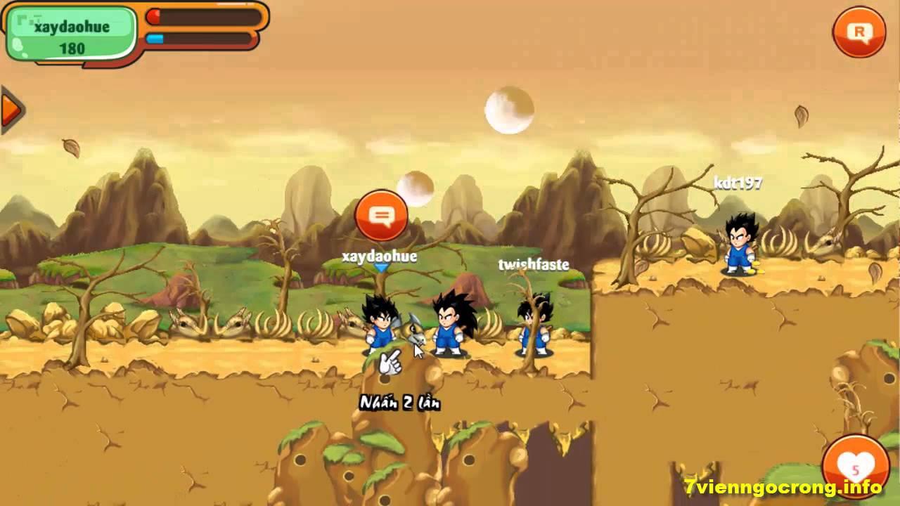 Game 7 Vien Ngoc Rong Online