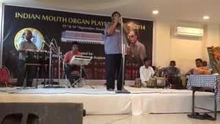 UTHE SAB KE KADAM TARA RUM PUM PUM on HARMONICA BY Dr. Ashok Kumar