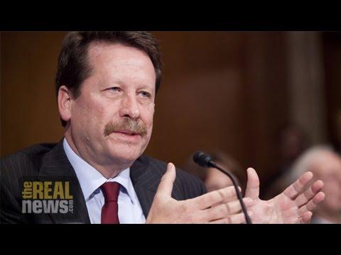 Senate Confirms New FDA Commissioner With Close Ties to Big Pharma