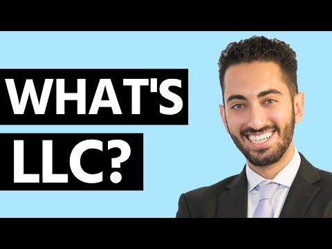 What's an LLC?