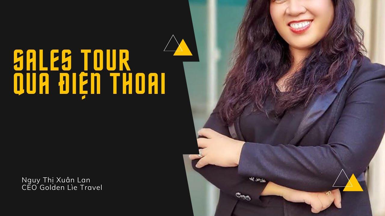 #banhangquadienthoai #telesales #goldenlifetravel Sales tour qua điện thoại – Golden Life Travel