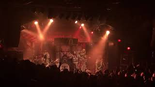 Lordi - I Dug a Hole in the Yard for You Live