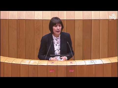 """Ana Pontón: """"A Consellaría de Educación tomou decisións erráticas desde o comezo da crise"""""""