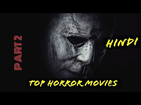 Top 5 Best Horror Movies Ever   Hindi - Part 2