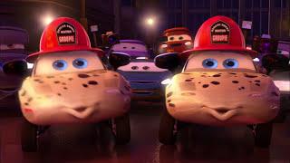 Bilar: Brandmannen Bärgarn - Disney Junior Sverige