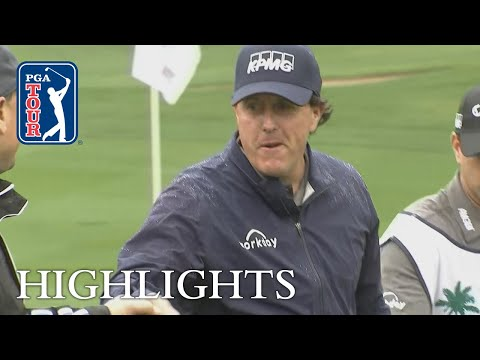 Highlights | Round 1 | Desert Classic 2019