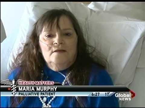 Edmonton woman heals palliative care patients with music