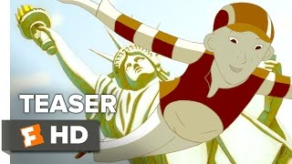 Phantom Boy Official Teaser Trailer 1 (2016) - Jean-Pierre Marielle, Audrey Tautou Movie HD