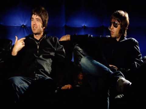 Oasis - Noel & Liam about Wonderwall