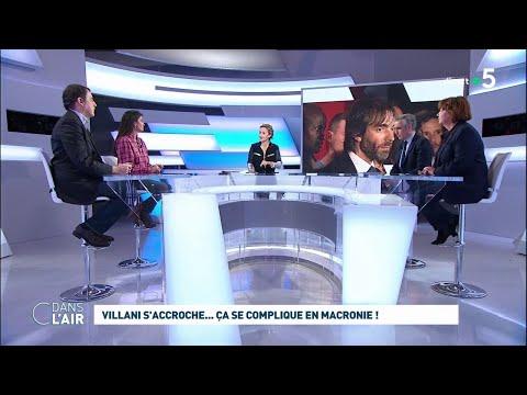 villani-s'accroche...-Ça-se-complique-en-macronie-!---reportage-#cdanslair-27.01.2020