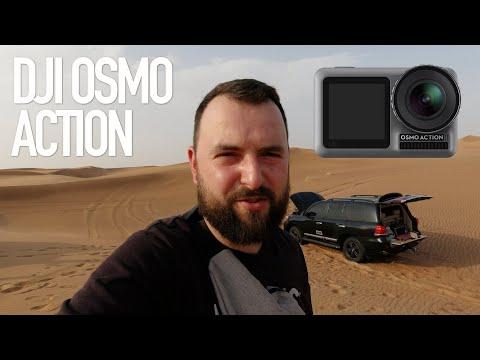 Dji Osmo Action. Опыт использования в отпуске