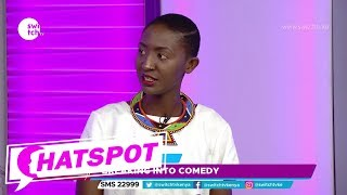 Mammito impersonates Diamond On Chatspot.