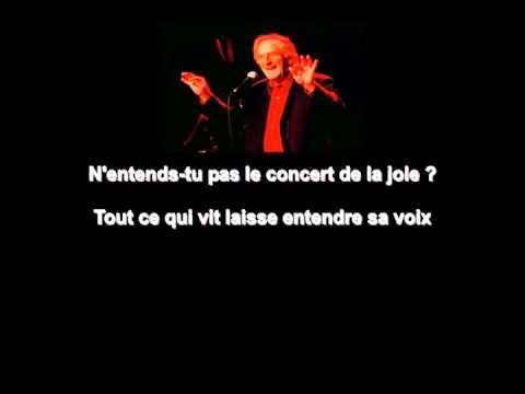 Jean Lapointe   Chante la ta chanson