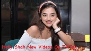 HELLY SHAH New Videos On TikTok || Latest Videos 2020 || MUSIC WAVE ENTERTAINMENT