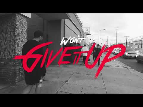 SIX60 - Don't Give It Up (Lyric Video)