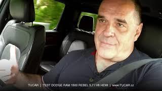 Dodge RAM 1500 - videorecenze od Mirka Etzlera