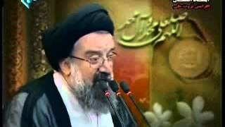 Ayatollah Khatami to nuclear team : Americans are not a power , slap in their mouth !
