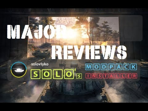 WoT Solo's Easy ModPack