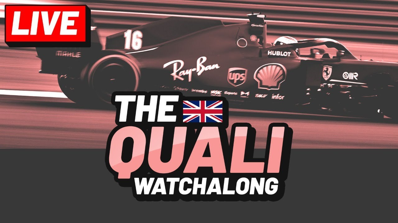 70th Anniversary Grand Prix Qualifying LIVE with Tommo F1