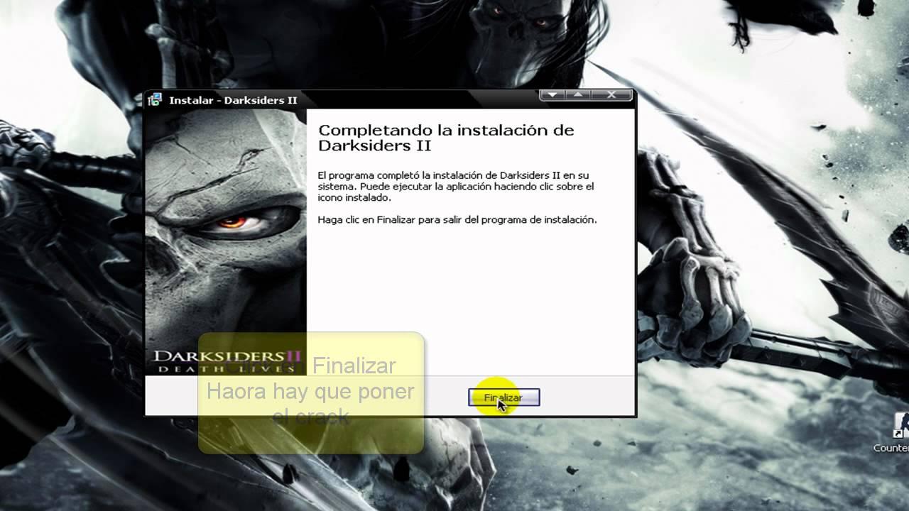 Descargar e instalar darksiders 2 full voces espa ol 2015 mf youtube - Descargar darksiders 2 ...