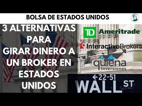 ¿Se Puede Depositar En Un Broker De EE.UU. Desde Argentina? | CEPO EDITION