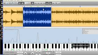Slow down music with Transcribe, review and tutorial part 1 of 3