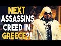 Next Assassin's Creed In Greece?! And NEW FUTURISTIC PS4 Racing Game ANNOUNCED!