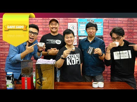 GADO-GADO - Indonesian Latte Art Artist