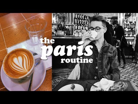 THE PARIS ROUTINE 🇫🇷