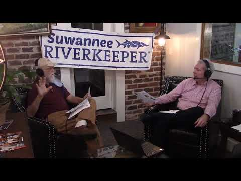 Outings: Halloween Blue Hunter's Moon at Banks Lake --Suwannee Riverkeeper radio 2020-10-13