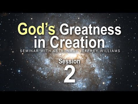 Seminar with Astronaut Jeffrey Williams - Session 2