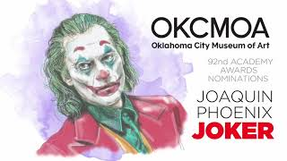 OKCMOA presents The Oscars: Joaquin Phoenix