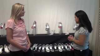 Salon Shoes Unique No Dye Concept for Brides and Bridesmaids