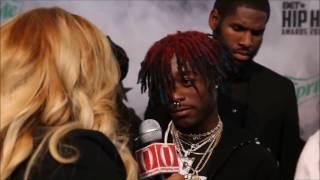 Lil Uzi Vert - BET Hip Hop Awards 2016 Exclusive Interview русский перевод