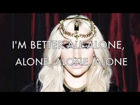 Kesha - Blind Lyrics