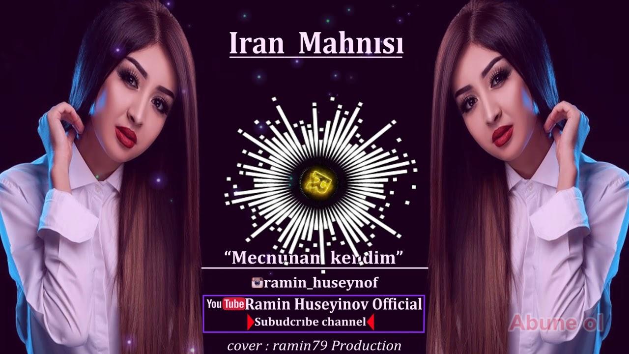 Iran Mahnisi Majnunam Kendim Remix 2019 Youtube