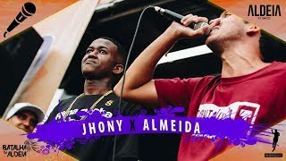 Jhony (RJ) x Almeida (RJ) | INTERESTADUAL ll | Barueri | SP