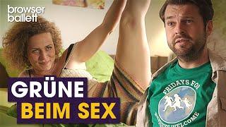 Grüne beim Sex