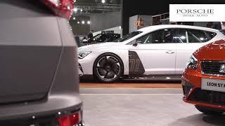 Vienna Autoshow 2019 - VW, Audi, SEAT, Škoda, Porsche