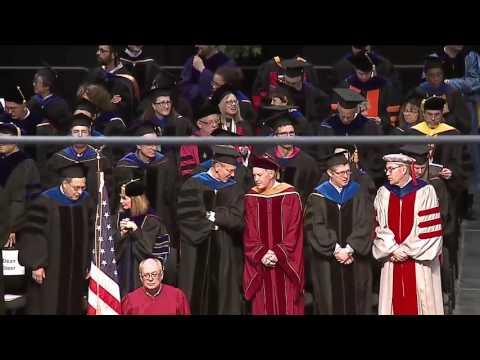 2016 UMN Arts, Sciences and Engineering Graduate Commencemen