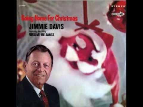 Jimmie Davis  - Going Home For Christmas