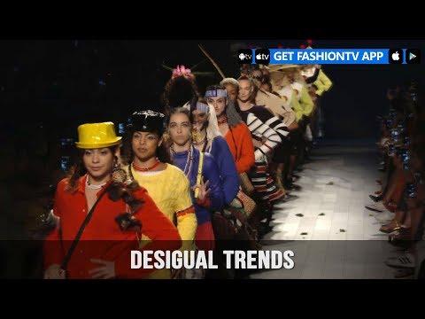 New York Spring/Summer 2018 – Desigual Trends | FashionTV