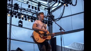 """Loudest Acoustic Act Ever."" -Dayrotter on Brett Newski (""Dirt"" Live at Summerfest)"