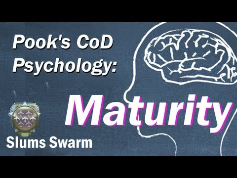 CoD Psychology: Maturity & Immaturity | BO2 swarm