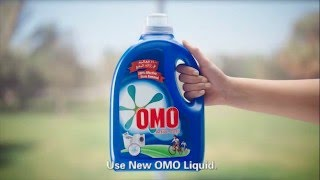 New OMO Liquids: Better than the leading powder detergent