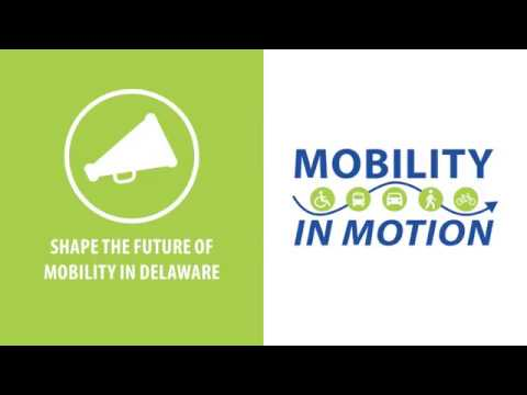 Help Shape the Future of Mobility in Delaware